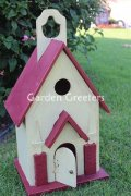 picture of BIRDHOUSE RED/YELLOW