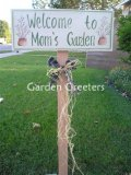 picture of WELCOME TO MOM'S GARDEN