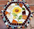 picture of MOSAIC STEPPING STONE MOSAIC WALL ART MOSAIC WALL DECOR-sf