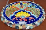 picture of MOSAIC MIX STEPPING STONE MOSAIC WALL DECOR
