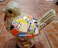 picture of BIRD MOSAIC BIRD STATUE BIRD MOSAIC GARDEN DECOR