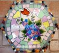 picture of MOSAIC STEPPING STONE MOSAIC WALL ART MOSAIC WALL DECOR-fb