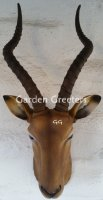 picture of ANTELOPE HEAD WALL MOUNT STATUE