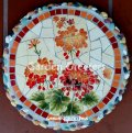 picture of MOSAIC STEPPING STONE MOSAIC WALL ART MOSAIC WALL DECOR