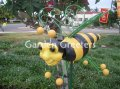 picture of BEE GARDEN STAKE - LARGE