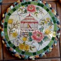picture of MOSAIC STEPPING STONE MOSAIC WALL ART MOSAIC WALL DECOR-mbc
