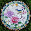 picture of MOSAIC STEPPING STONE MOSAIC WALL ART MOSAIC WALL DECOR-mbb