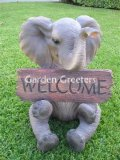 picture of WELCOME ELEPHANT