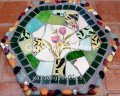 picture of MOSAIC STEPPING STONE MOSAIC WALL ART MOSAIC WALL DECOR-hbb